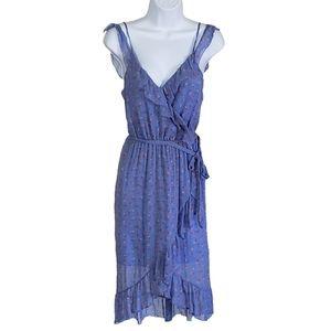 Joie Dinesh Silk Dress Strawberries Blueberry Sm…